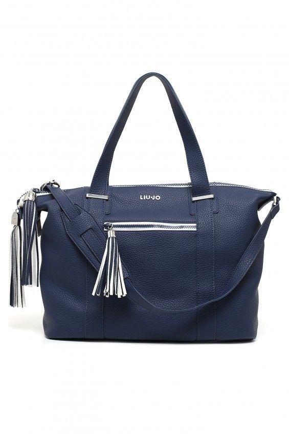 Details about Liu Jo Women's Handbag Col Fuchsia one size 20 % OCCASION