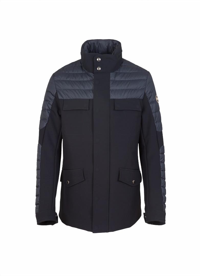 Colmar Giubbino Field Jacket Invernale cappuccio Uomo Blu tg 54 10% OCCASIONE | eBay
