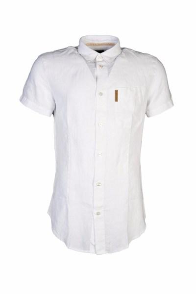 Armani Jeans CAMICIA bianco V6C16BB