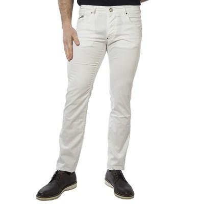 Armani Jeans PANTALONE bianco R6J20PL
