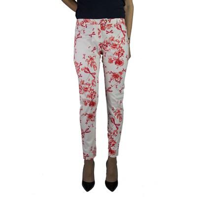 Armani Jeans PANTALONE bianco V5P10EU