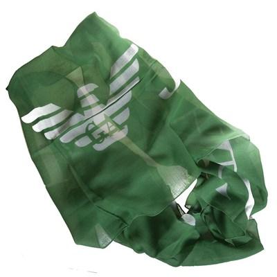 Armani Jeans SCIARPA verde T6429P9