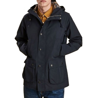 Barbour GIUBBINO SL BEDALE HOODED CASUAL blu BACPS1925