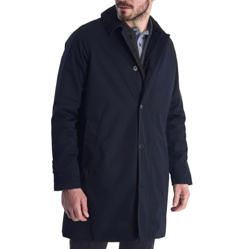 Barbour TRENCH MAGHILL blu BACPS2027