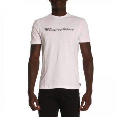EMPORIO ARMANI T-SHIRT bianco 3Z1T961J00Z
