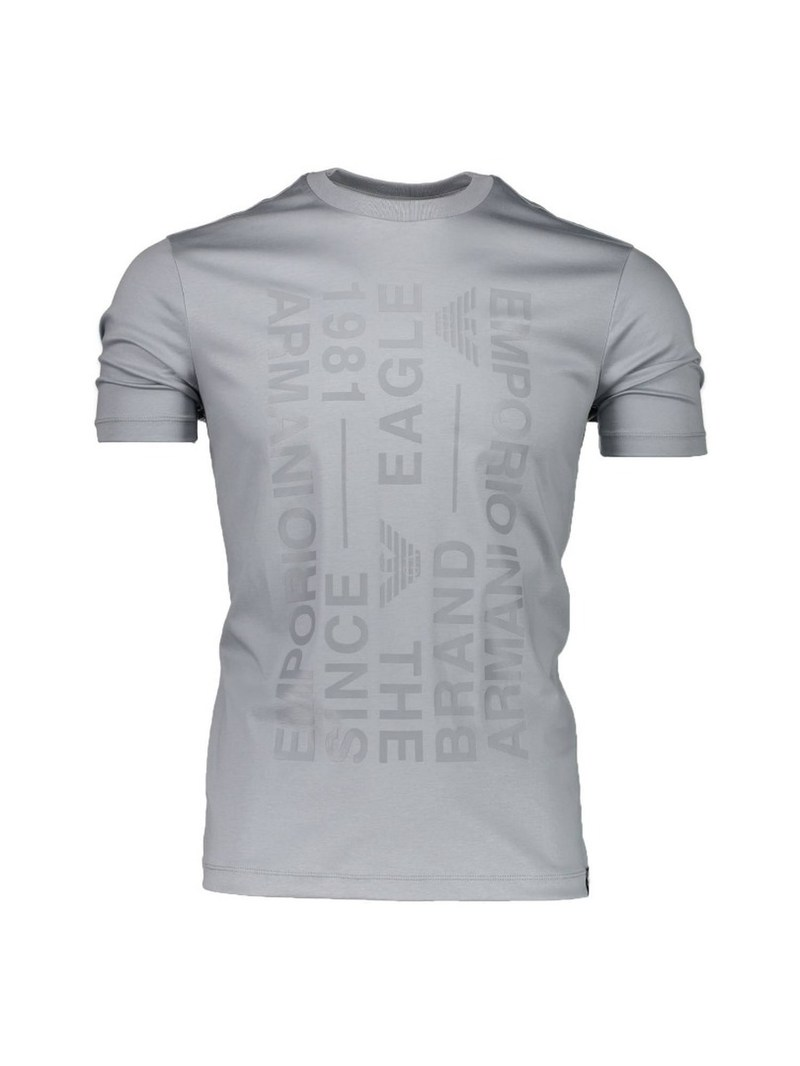 EMPORIO ARMANI T-SHIRT grigio 3Z1T701JSTZ